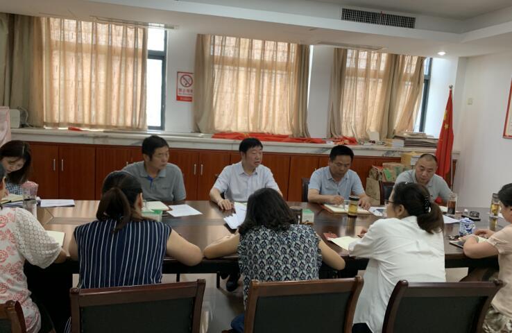 市委直屬機關工委專題學習中央和國家機關黨的建設工作會議精神
