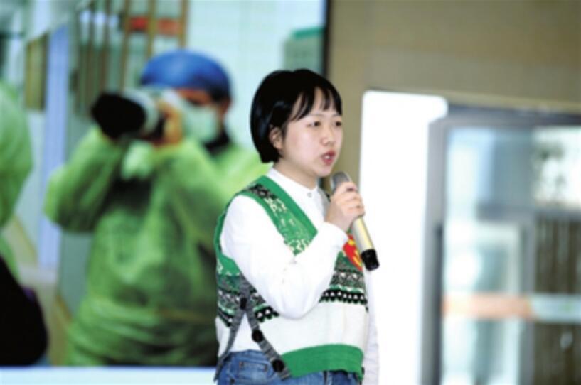 """【咸寧日報傳媒集團】舉辦""""我的抗疫故事""""演講會"""