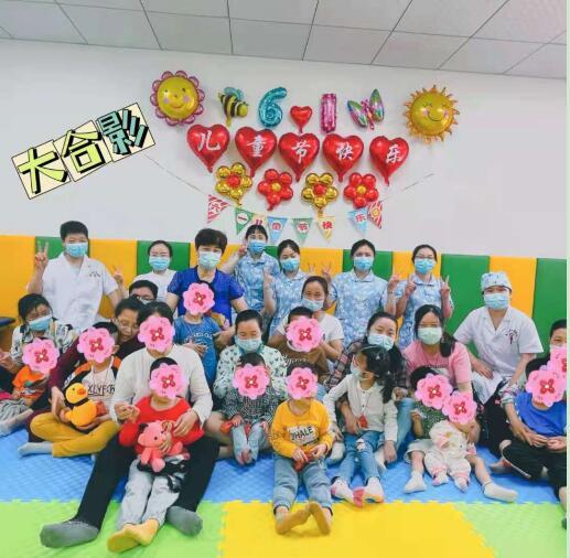 【市中医医院】举办亲子活动  助力儿童康复